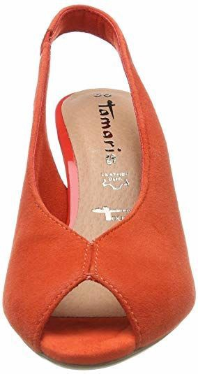 Tamaris Anaya Healed Sandal 1-1-29614-32 Orange 39