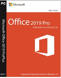 Microsoft Office Pro 2019 ESD Multilingual