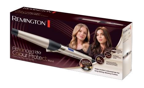 Plaukų formavimo žnyplės Remington Advanced Color Protect CI86X5, 38 mm