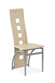 Svetainės kėdė K4M, kreminės spalvos