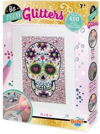 Dekoravimo rinkinys Buki France Be Teens Glitters Mexican Skull DP008