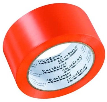 Color Expert PVC Tape Smooth 50mmx33m