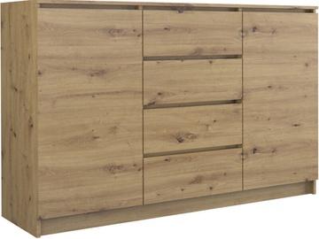Komoda Top E Shop 2 Doors 4 Drawers Artisan 140cm