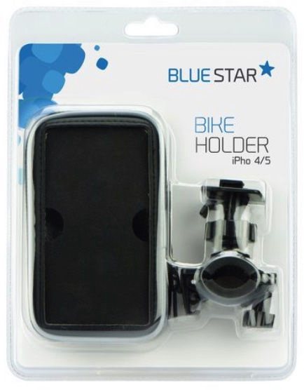 Blue Star BS Bike3 Universal Bike Holder with IPX2 Zipper Case