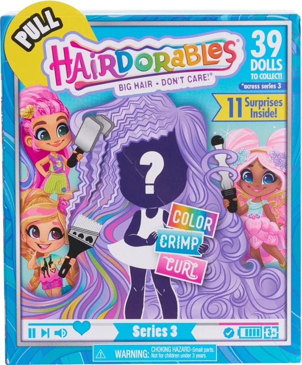 Lelle Hairdorables 23725