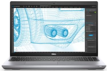 """Sülearvuti Dell Mobile Precision 3561, Intel® Core™ i7-11800H, 8 GB, 256 GB, 15.6 """""""