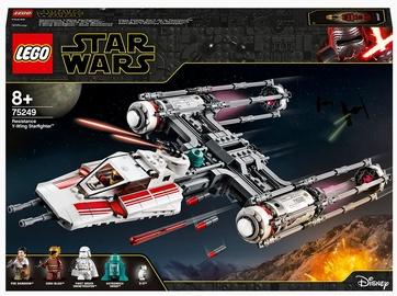 Конструктор LEGO Star Wars Звёздный истребитель Повстанцев типа Y 75249, 578 шт.