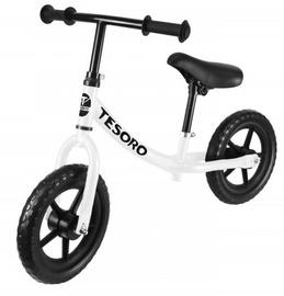 Balansinis dviratis Tesoro PL-8 White Matt
