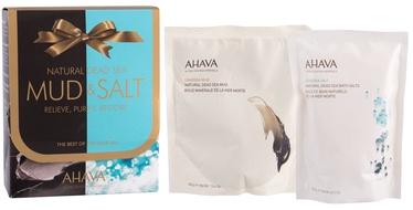 Ahava Natural Mud & Salt Gift Set