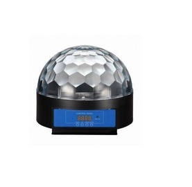 Disco pall KALEIDOSCOPE LED QL-194L, 9W, RGB