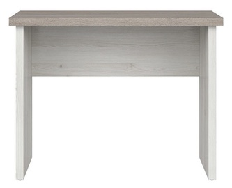 Black Red White Luca Juzi Desk Dark Sonoma Oak