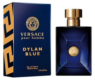Tualetinis vanduo Versace Pour Homme Dylan Blue 200ml EDT
