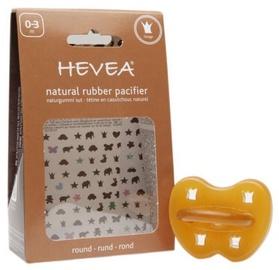 Hevea Crown Anatomical Pacifier 0-3m