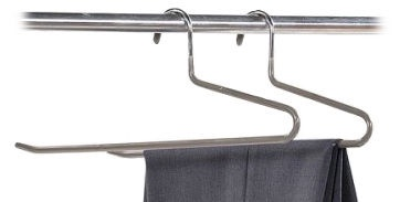 Kesper Metal Trouser Holder 36cm 2pcs
