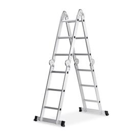 Kāpnes multifunkcionālas Haushalt BL-403B, 4 x 3 pak