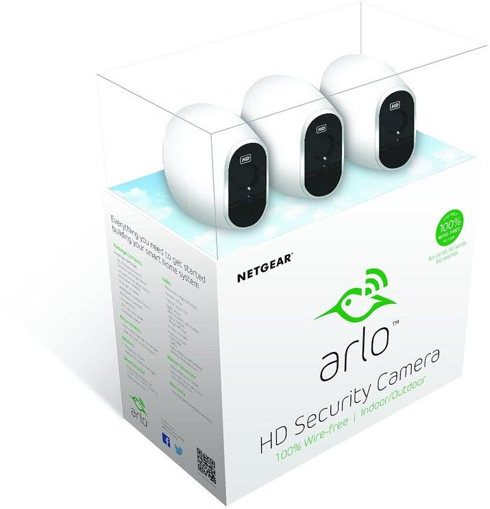 Arlo Wireless HD Security System