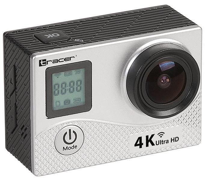 Seikluskaamera Tracer eXplore SJ 4561 Wi-Fi 4K Silver