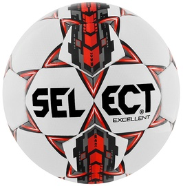 Select Excellent 5 White Red Black