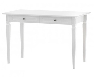 Bellamy Writing Desk Ines White