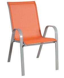 Home4you Dublin Garden Chair Orange