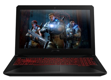 Asus TUF Gaming FX504GD Black FX504GM-E4402
