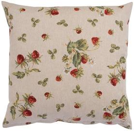 Декоративная подушка Home4you Holly, песочный, 450x450 мм