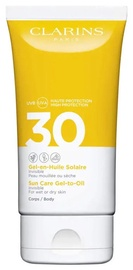 Clarins Sun Care Gel To Oil SPF30 150ml