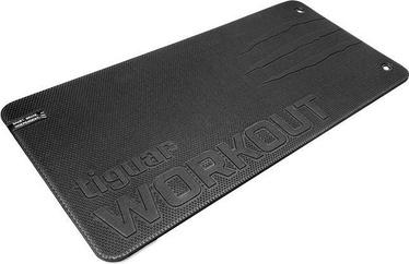 Tiguar Workout II Mat 100x50cm Black