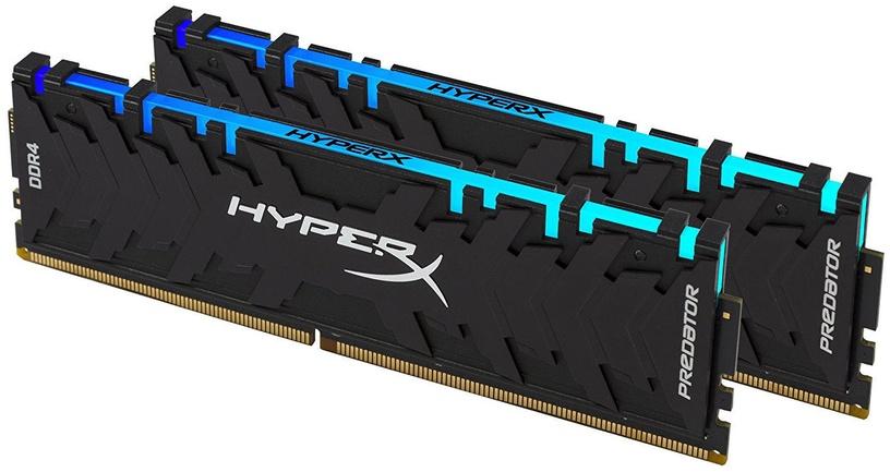 Kingston 16GB 3200MHz DDR4 CL16 HyperX Predator KIT OF 2 HX432C16PB3AK2/16
