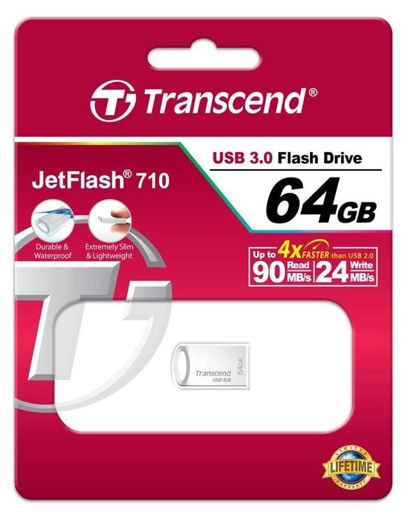 USB-накопитель Transcend JetFlash 710, 64 GB
