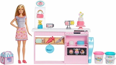 Mattel Barbie Cake Decorating Playset GFP59