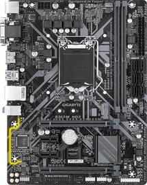 Mātesplate Gigabyte B365M HD3