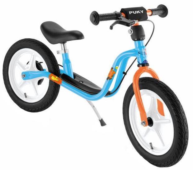 Vaikiškas dviratis Puky LR 1L BR Balance Bike 2002 Blue/Orange