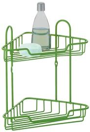 Axentia Bathroom Shelf Marbella Green