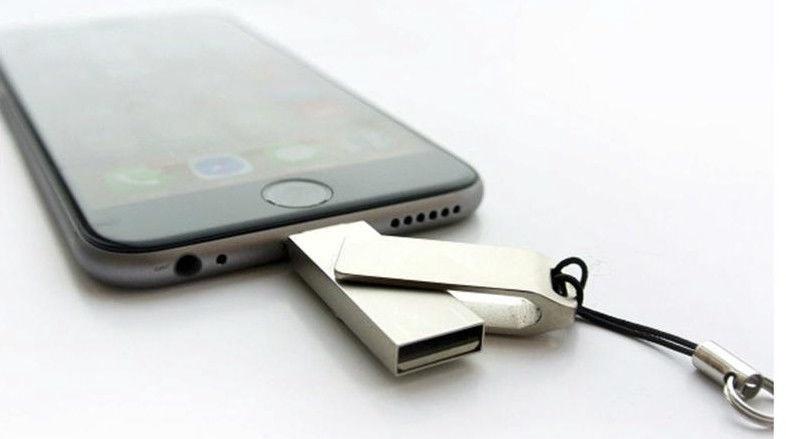 USB atmintinė Elari SmartDrive, USB 3.0, 16 GB