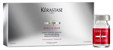 Plaukų serumas Kerastase Specifique Aminexil Cure Intensive Treatment, 10x6 ml