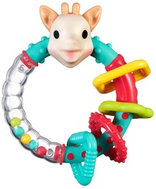 Vulli Multi-Textured Rattle 010179