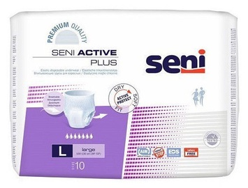 Seni Active Plus Disposable Underwear 10pcs L