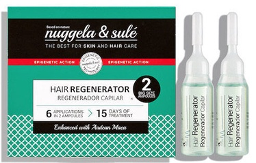 Nuggela & Sule Hair Repair Ampoules 2x10ml