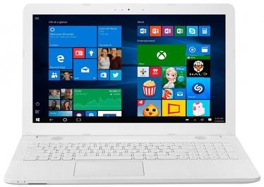 Nešiojamas kompiuteris Asus R541UJ White R541UJ-DM452