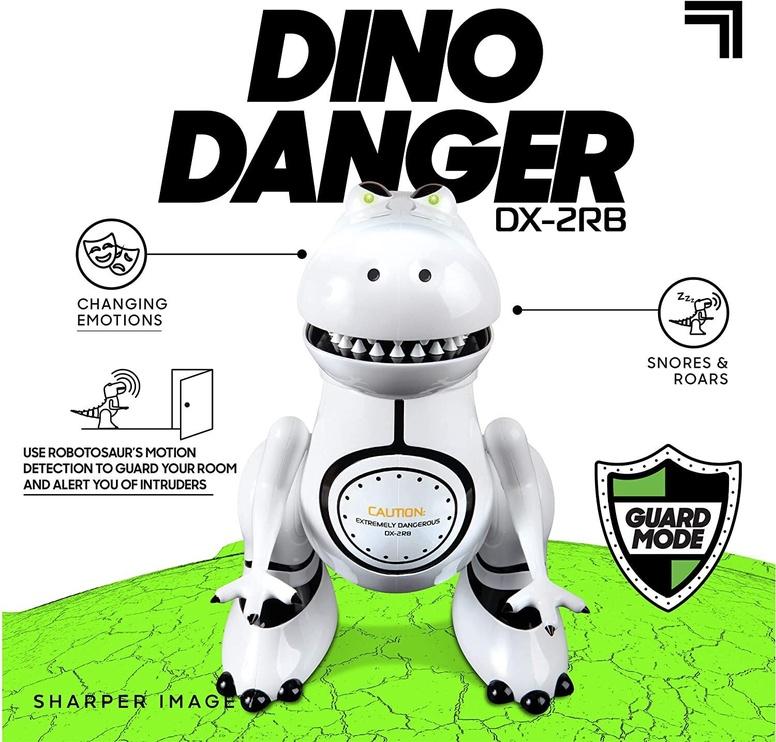 Mängurobot Sharper Image Robotosaur