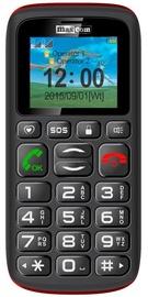MaxCom MM428 Dual Black/Red ENG