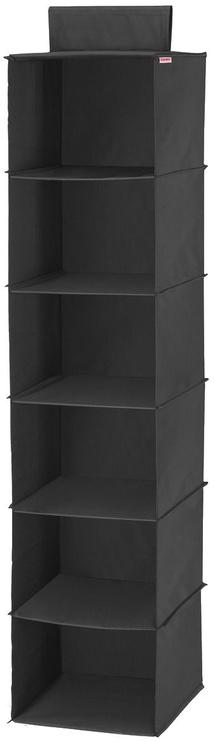 Leifheit Hanging Organizer 30x30x125cm Black/Combi System