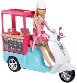 Mattel Barbie Bistro Cart FHR08