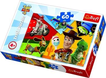 Trefl Puzzle Toy Story 4 60pcs 17325