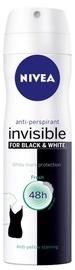 Nivea Invisible For Black & White Fresh Anti-Perspirant 48h Deo Spray 150ml