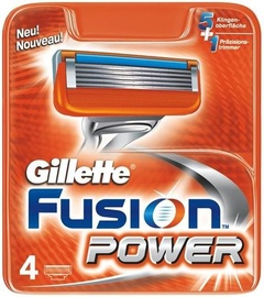 Gillette Fusion Power Blades 4pcs