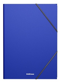 ErichKrause Classic Coolbox Folders With Elastic Band Blue
