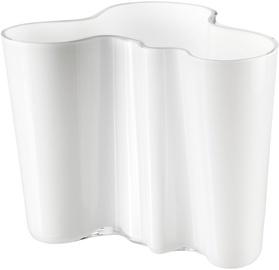 Iittala Alvar Aalto Collection Vase 160mm White