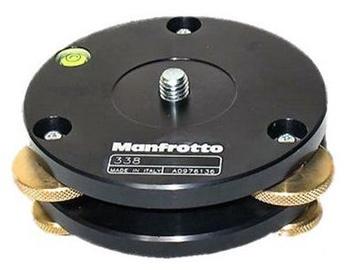 Уровень Manfrotto Levelling Base 338